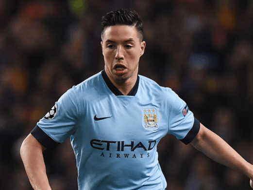 Manchester City star Samir Nasri strongly denies allegations linking him to Mathieu Valbuena sex tape scandal