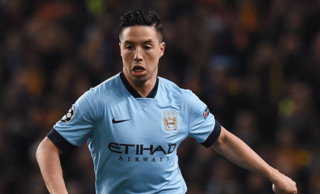 Nasri has denied all involvement (Picture: AFP/Getty)