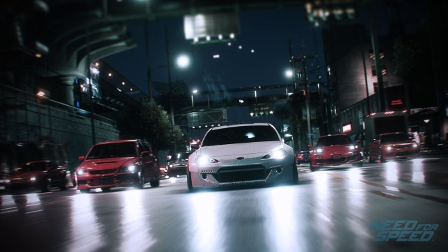 Need For Speed (PS4) - if only it played as good as it looked