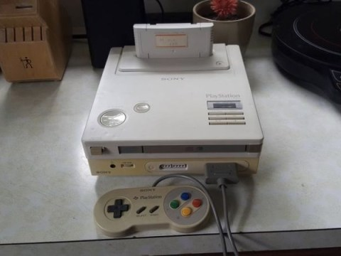 The legendary Nintendo Playstation DOES exist – and it was bought for a ridiculous price