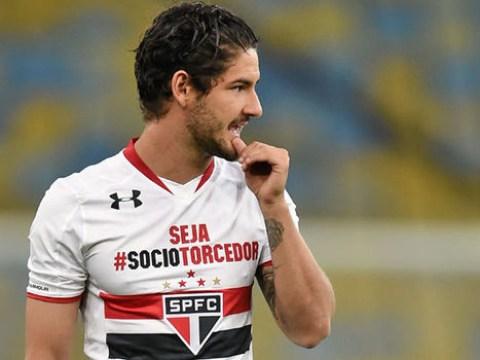 Alexandre Pato's agent in London to seal Tottenham transfer – report