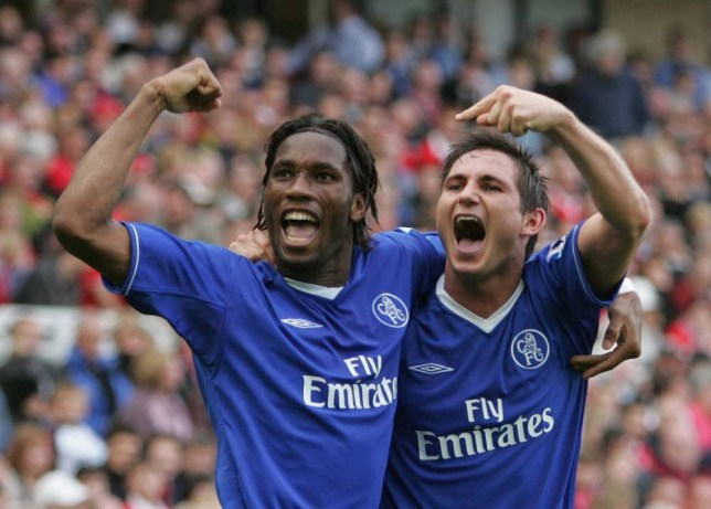 Image result for drogba lampard