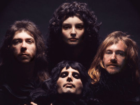 QUIZ: Can you name these stars who have recreated the Queen Bohemian Rhapsody pose?