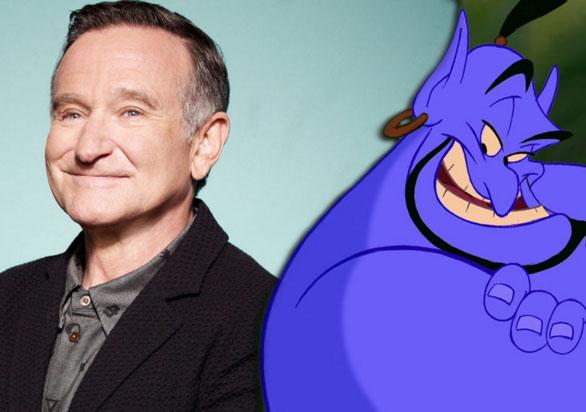Robin Williams' will has bad news for any Disney Aladdin sequels