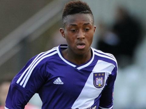 Aston Villa to battle with Liverpool to seal transfer of Anderlecht midfielder Samuel Bastien – report