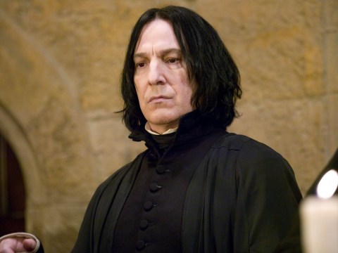 A new Harry Potter fan theory has claimed that Professor Snape didn't die after all