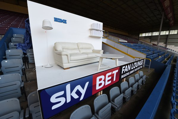 Online bookmaker Sky Bet accused of 'ruining modern football' and branded a 'disgrace' after latest stunt
