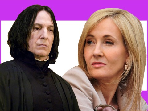 J K Rowling got involved when her fans started arguing over Snape on Twitter