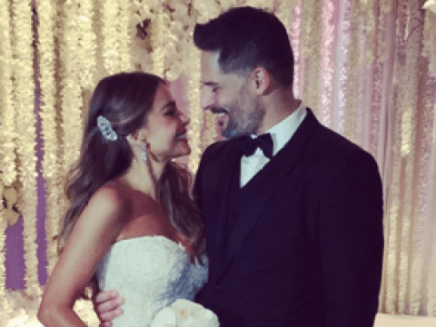 Sofia Vergara and Joe Manganiello got married – and the ceremony looked amazing