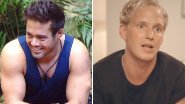 Spencer Matthews is doing just 'great' after being axed from I'm A Celeb, according to his BFF Jamie Laing