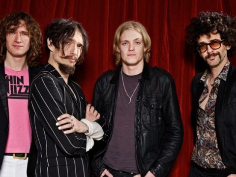 The Darkness are BACK with another stab at bagging the Christmas No.1
