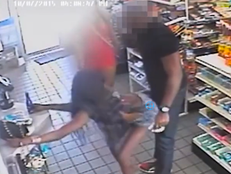 Women wanted for 'twerking' against man in petrol station