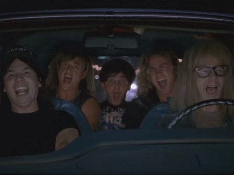 Head-bangers! You can now recreate the Wayne's World Bohemian Rhapsody scene for BBC Children In Need