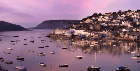 Why Devon's Salcombe Bay will make the most relaxing place for your next mini break
