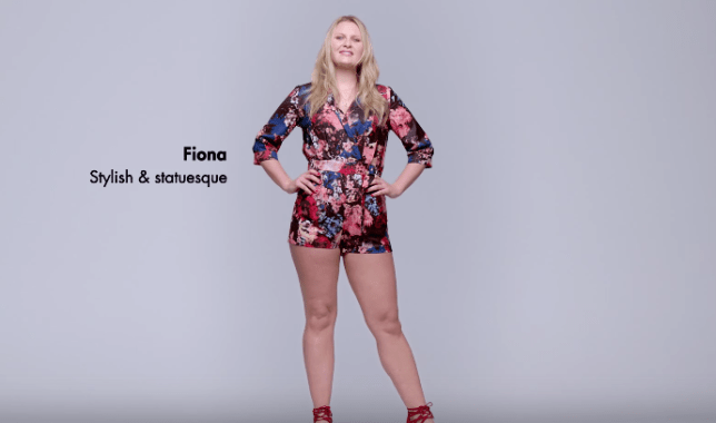 amazon fashion body positive wish i could wear campaign