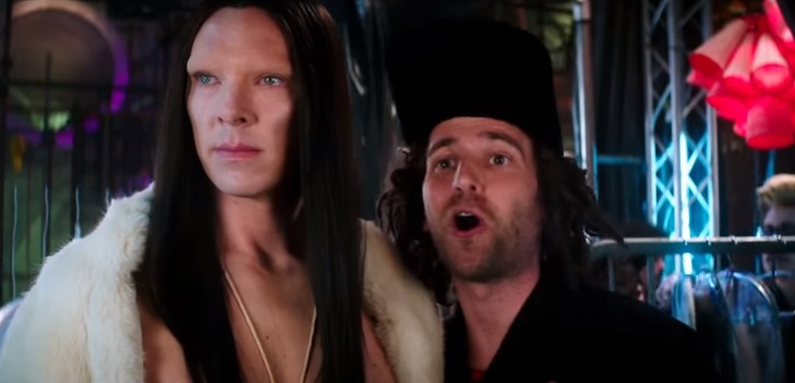 Justin Theroux defends Benedict Cumberbatch's androgynous Zoolander 2 model