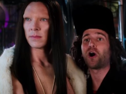 LGBTQ activists are calling for a boycott of Zoolander 2 over Benedict Cumberbatch's character
