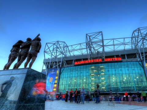 Manchester United are considering building a 'mini Old Trafford' next to current ground