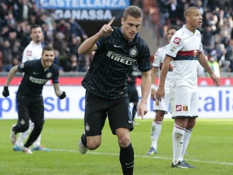 Aston Villa prepare to seal free transfer of Inter Milan and former Manchester United star Nemanja Vidic – report