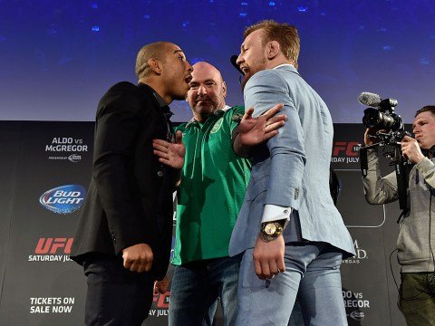 Jose Aldo insists retirement on hold until he gets UFC rematch with Conor McGregor
