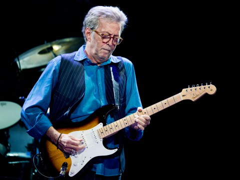 Two women ask Eric Clapton for a photo, humiliate themselves instead