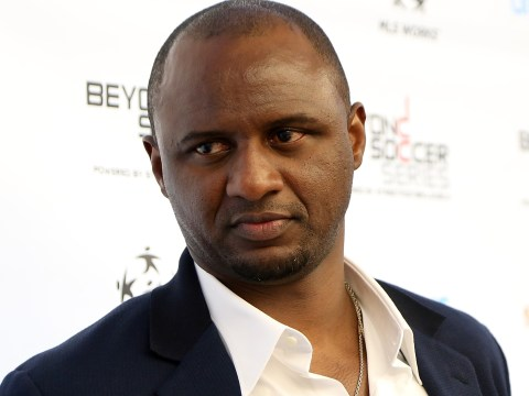 Manchester City chief Brian Marwood confirms Patrick Vieira is being lined up as a future manager