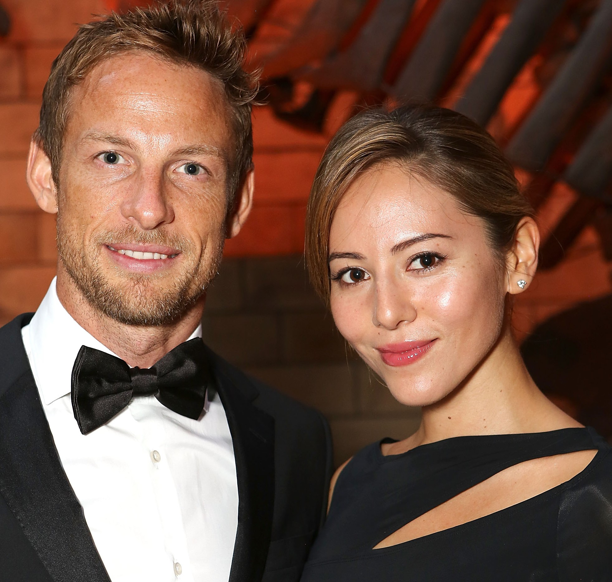 Jenson Button and his wife Jessica Michibata to separate after a year of marriage