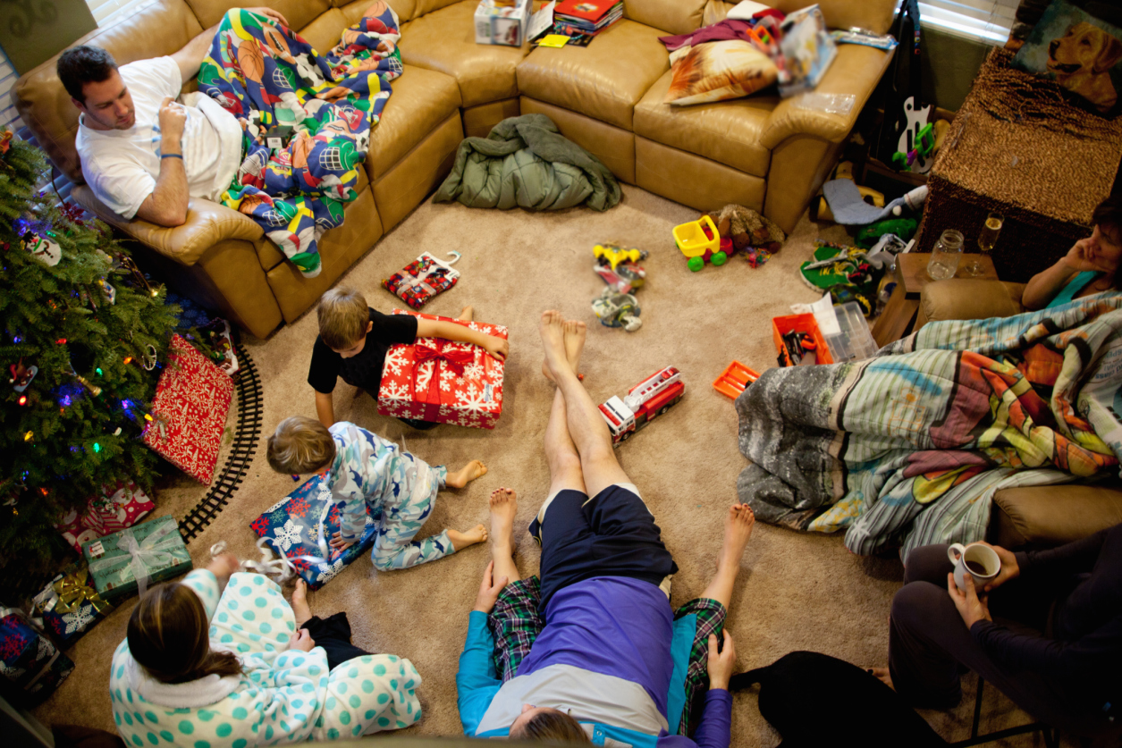 25 ways Christmas changes when you become a parent