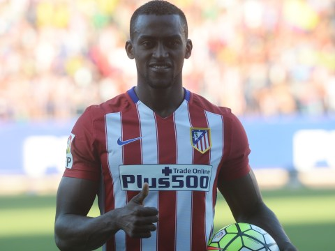 Spurs set to battle Chelsea for the signature of Atletico Madrid's Jackson Martinez – report