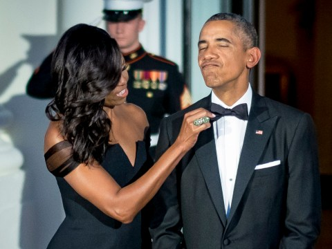 The Obamas' love story is heading for the big screen at Sundance Film Festival