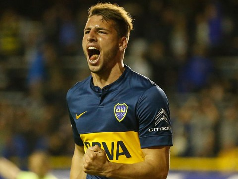Boca Juniors forward Jonathan Calleri admits he likes Chelsea and Manchester City amid transfer interest