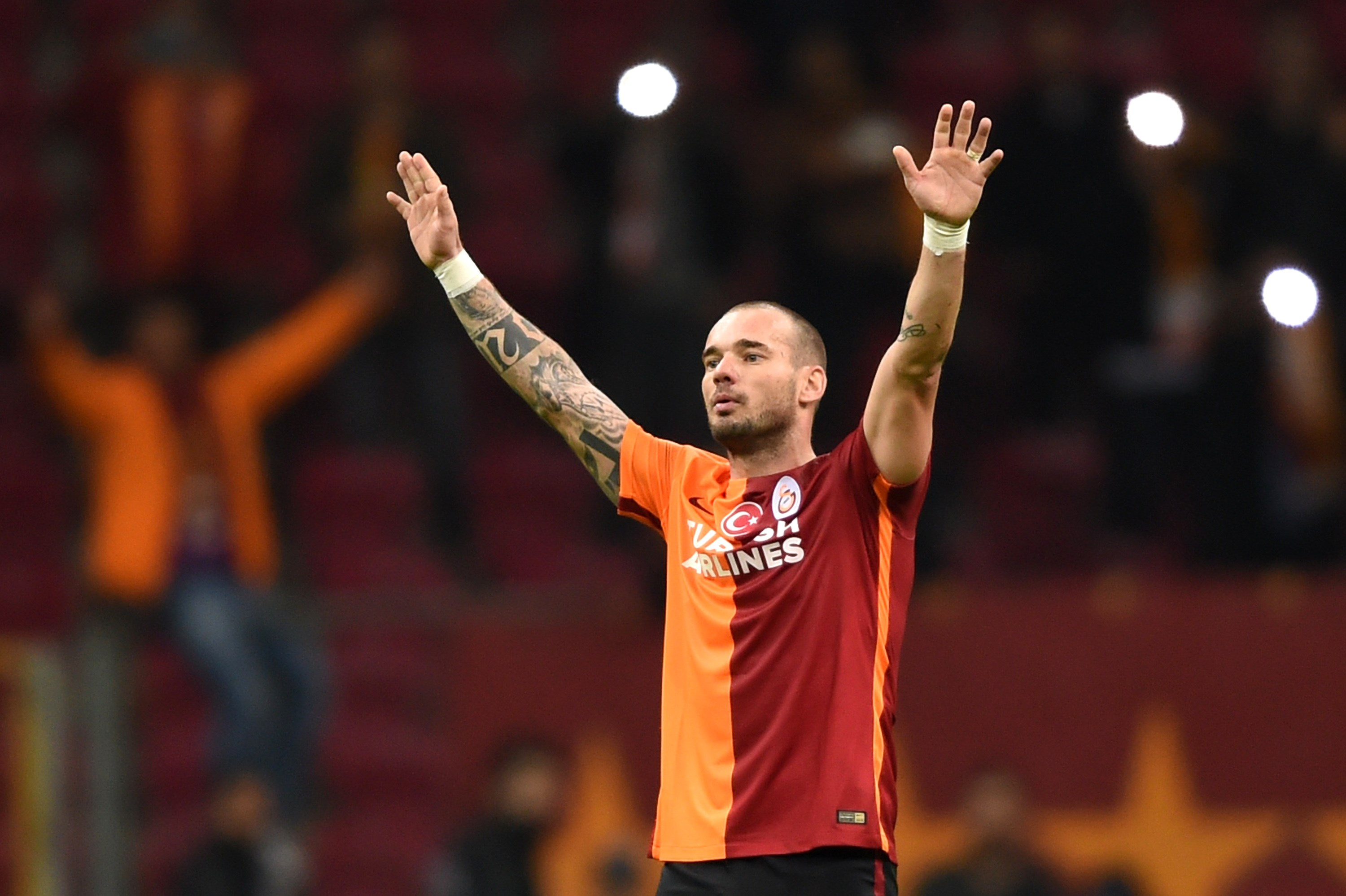 Transfer news: Manchester United could sign Wesley Sneijder, Arsenal scout Ante Budimir, Liverpool want Neven Subotic or Joel Matip – reports