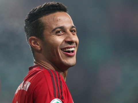 David De Gea tried to convince me to join Manchester United, reveals Bayern Munich star Thiago