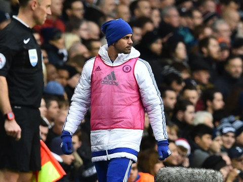 Diego Costa's bust up with Chelsea manager Jose Mourinho is just a storm in a tea cup