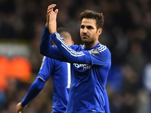Why it is time Chelsea manager Jose Mourinho dropped Cesc Fabregas