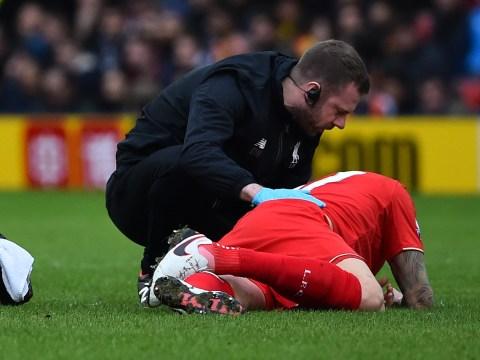Liverpool injury news: Dejan Lovren lucky, Simon Mignolet close to return, Martin Skrtel and James Milner doubtful