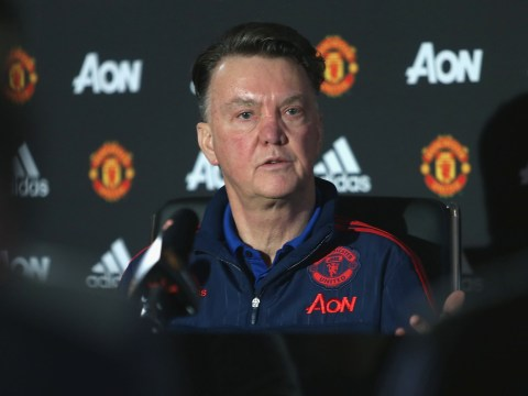 Why Manchester United's Louis van Gaal did nothing wrong in his press conference