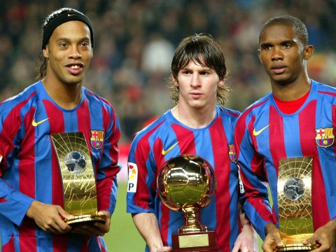 Brazil legend Ronaldinho reveals just how close he came to nearly joining Manchester United