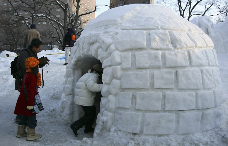 17 igloos that are real Grand Designs and make you want to