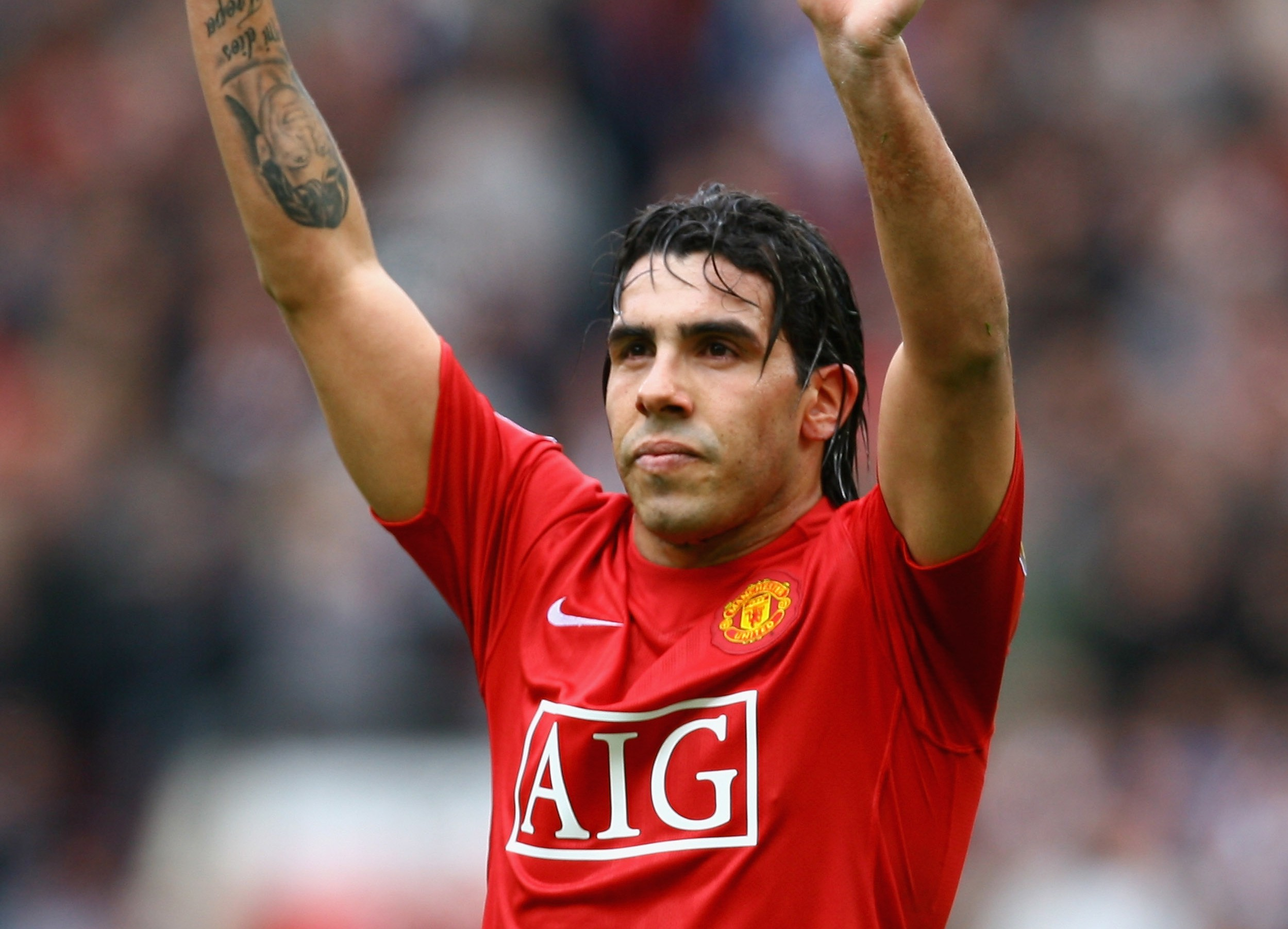 5 reasons Manchester United should re-sign Carlos Tevez rather than Cristiano Ronaldo