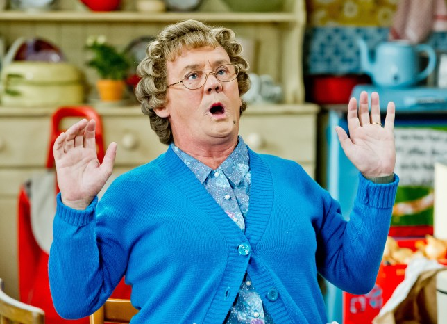Mrs Brown's Boys has proved hugely popular (Picture: BBC)