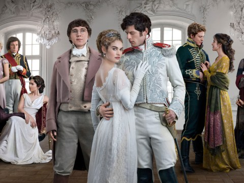 BBC's War and Peace combines Jane Austen-style romance and sexiness