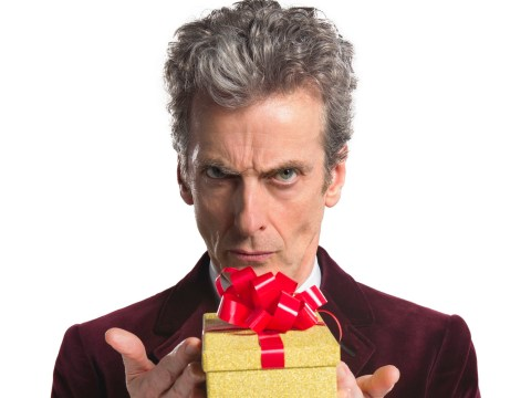 Peter Capaldi visits hospital as the Doctor to surprise a sick fan