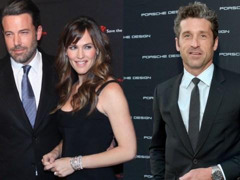 Jennifer Garner 'moves on from Ben Affleck with Bridget Jones star Patrick Dempsey'