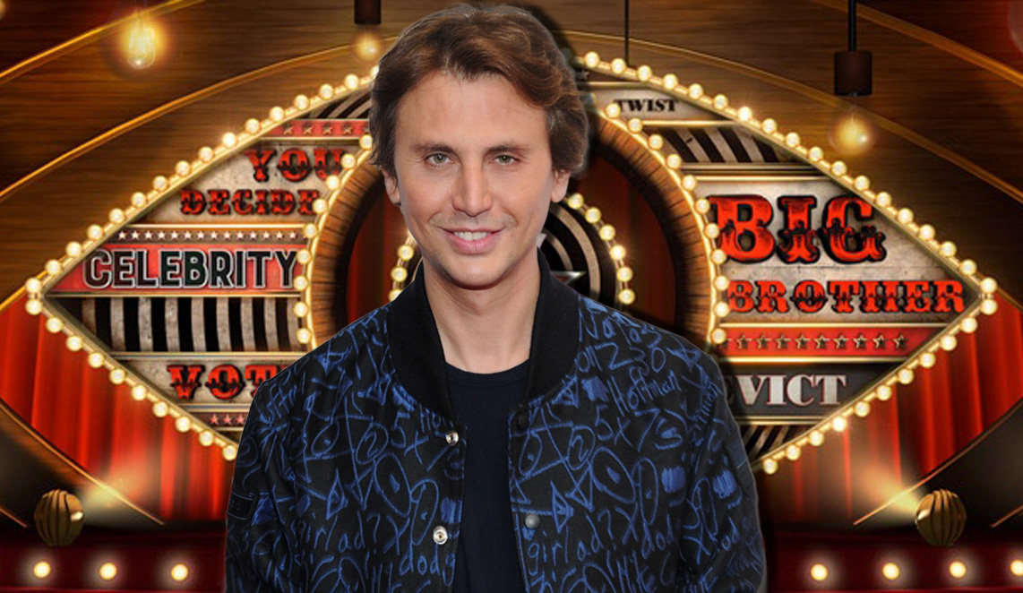 Kim K is desperate for JOnathan Cheban not to enter CBB Credit: Channel 5/Getty Images