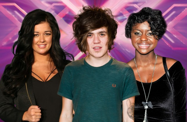 Biggest X Factor scandals Credit: Getty Images/REX