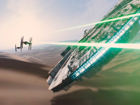 The first reviews for Star Wars: The Force Awakens are in and the verdict is…