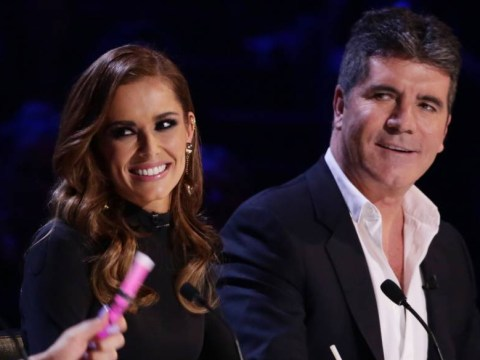 Cheryl shares sweet photo of 'mini Simon' Eric Cowell during LA visit