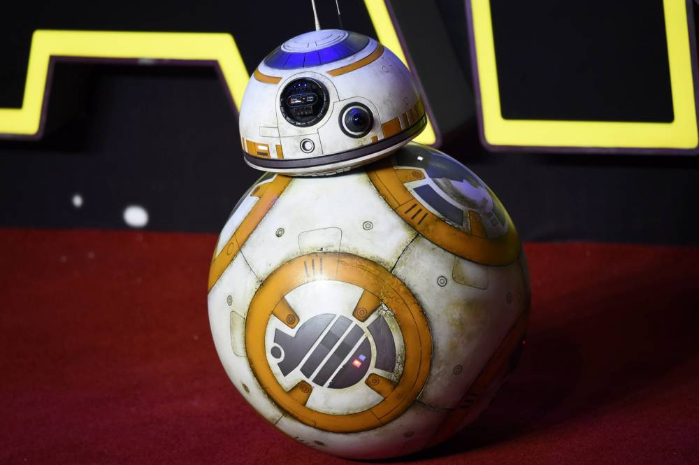This is what BB-8 was saying in Star Wars: The Force Awakens