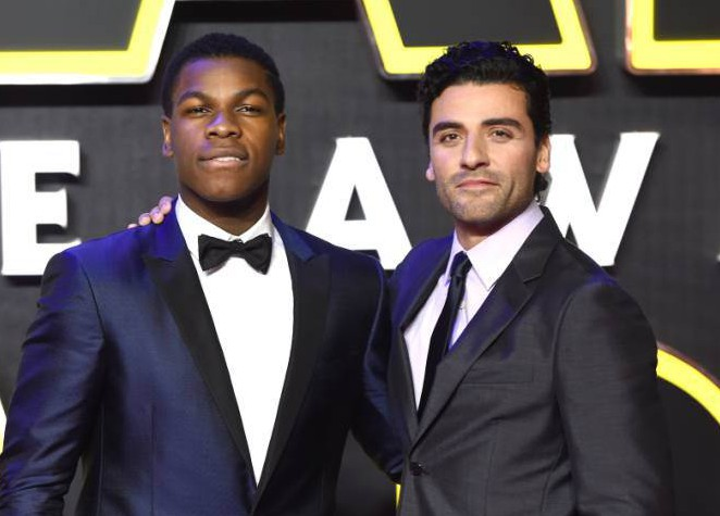 Did Star Wars: The Force Awakens introduce a gay romance without us realising?